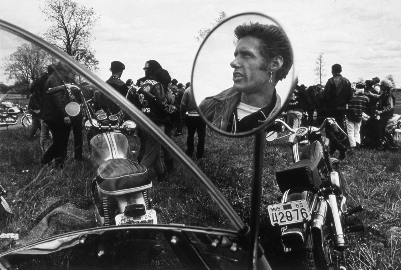 <p>     Danny Lyon. <em>Cal, Elkhorn, Wisconsin</em>. 1967. Gelatin silver print. Henry Art Gallery, Joseph and Elaine Monsen Photography Collection, gift of Joseph and Elaine Monsen and The Boeing Company, 97.100. Copyright credit: &copy; Danny Lyon/Magnum Photos.</p>