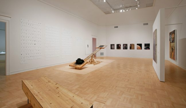 <p> <em>2016 University of Washington MFA + MDes Thesis Exhibition</em>&nbsp&#x3B;[installation view]. 2016. Henry Art Gallery, University of Washington, Seattle. Photo: Mark Woods.&nbsp&#x3B;</p>