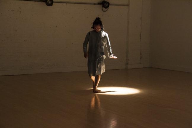 <p>Takahiro Yamamoto. <em>Direct Path to Detour, Single Focus</em>. Photo: Matthew Gregory Hollis. Courtesy of the Artist.</p>