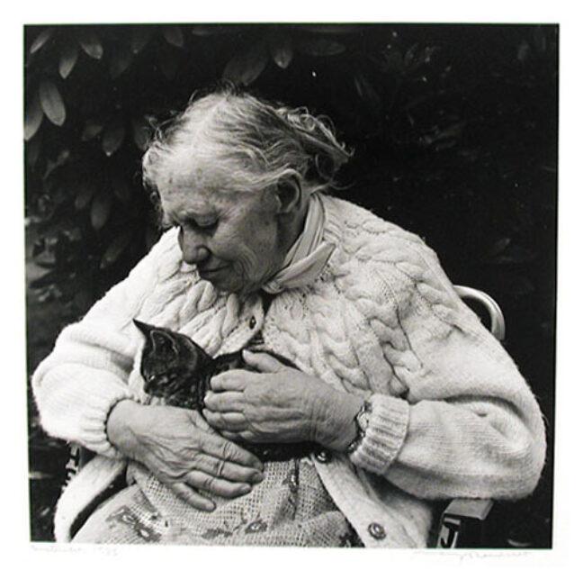 <p><p>Mary Willis&nbsp;Randlett, Untitled, (Helmi&nbsp;Juvonen), U.S., 1993. Gelatin silver print. Henry Art Gallery, Gift of Wesley&nbsp;Wehr, 86.5.</p><p></p></p>