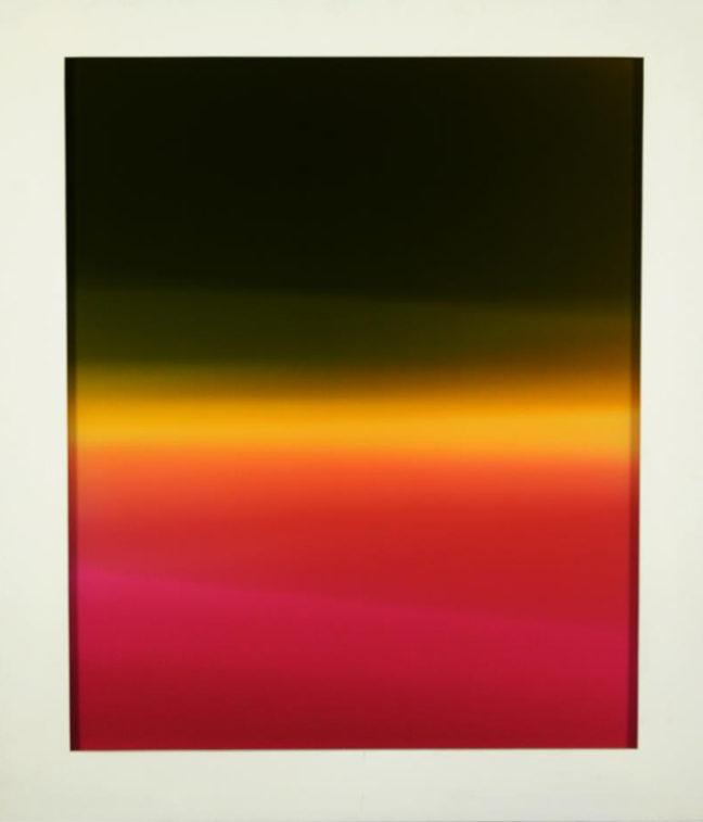 <p>James Welling. <i>IGPG</i>, 2001. Unique chromogenic print mounted to acrylic (Diasec). Henry Art Gallery, Gift of Burt and Jane Berman, 2006.48.</p>