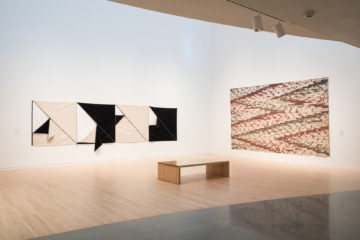 <p><i>Canvas Constructions: Karen Carson and Allan McCollum.</i> [installation view] 2015. Henry Art Gallery, University of Washington, Seattle. Photo credit: RJ Sánchez | Solstream Studios.</p>
