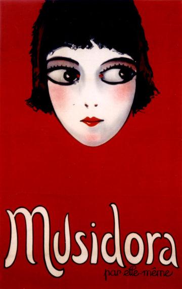 <p>Musidora self-portrait, Collection BiFi, D. R. </p>