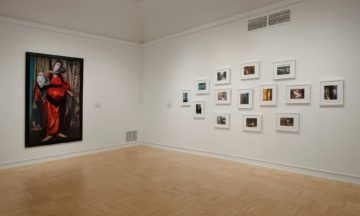 <p><i>Selections from the Collection in Conjunction with Cherdonna Shinatra</i> [installation view]. 2017. Henry Art Gallery, University of Washington, Seattle. Photo credit: Mark Woods. </p>