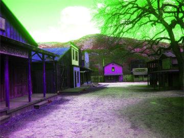 <p>Paramount Ranch. Promotional image. 2014. Courtesy of Liz Craft and Pentti Monkkonen</p>