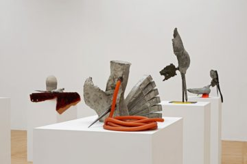 <p><em>Martha Friedman: Castoffs</em> [installation view, Henry Art Gallery, University of Washington, Seattle]. 2018. Photo: Mark Woods, courtesy of the Henry.</p>