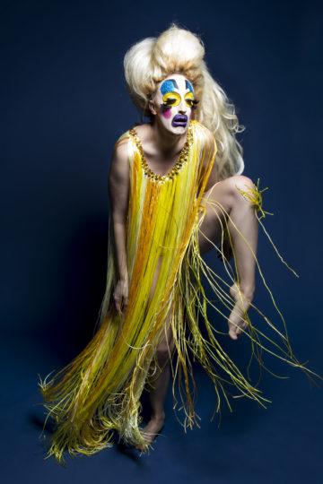<p>Cherdonna Shinatra. Image courtesy of the artist. Photo: Lou Daprille.<br /></p>