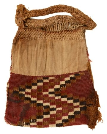 <p>Inca culture. Peru. Bag. 1475-1532. Henry Art Gallery, Harriet Tidball Collection, 77.7-861. Photo: Emma High.</p>