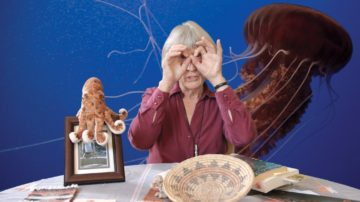 <p><em>Donna Haraway: Storytelling for Earthly Survival</em> [video still]. Directed by Fabrizio Terranova. 2016.</p>