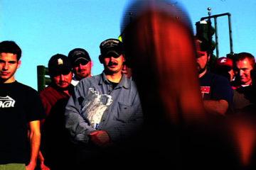 <p>lauren woods (U.S., born 1979).<em>(s) Port of San Francisco </em>[digital video still]. 2006.Single‑channel video (color, with sound); Duration: 16 minute loop. Henry Art Gallery, gift of Eileen Harris Norton, 2016.270. Image courtesy of the artist.</p>
